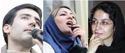 صدور حکم شش ماه زندان برای بهاره هدایت، مهدیه گلرو، مجید توکلی