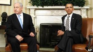 نتانیاهو و اوباما 'اختلاف نظر'ها درباره صلح خاورمیانه را پذیرفتند
