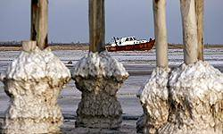 اروميه، سومين درياچه بزرگ آب شور جهان را دريابيد