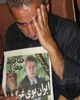 اشکهای مردمی در سوگ ناصر حجازی؛ گریه کن گریه قشنگه + عکس