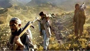 پلیس افغانستان: طالبان اجساد یک رهبر قومی و یک راننده را سوزاندهاند