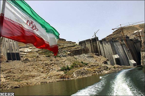 پرچم ایران بر تارک سایتهای علمی آمریکا به اهتزاز در آمد