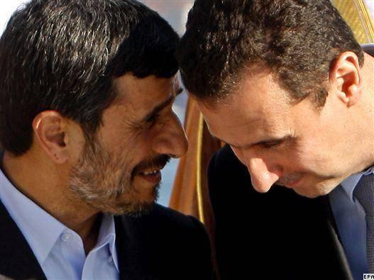 «ایران مشاورانی را برای کمک به سرکوب به سوریه فرستاده است»