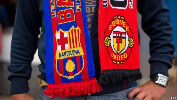 بارسلونا در برابر منچستر یونایتد؛ آن چه که گذشت