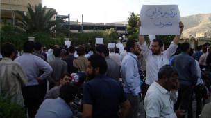 تشنج در شیراز بر سر انتصاب سرپرست جدید استانداری