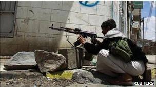 اعلام آتش بس میان ارتش یمن و تفنگداران قبیله حاشد