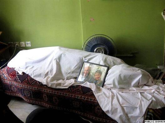 «نیروهای  امنيتی جنازه هاله سحابی را به پزشکی قانونی منتقل کرده اند»
