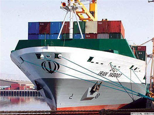 تحریم ایران شرکت اصلی کشتیرانی بریتانیا را به مرز ورشکستگی کشاند