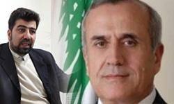 ابراز اميدواري ميشل سليمان نسبت به اجرايي شدن توافقات ايران و لبنان