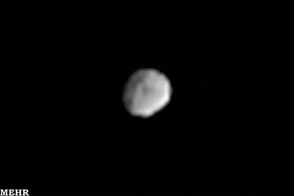 """ناسا در حال نزدیک شدن به سیارک """"وستا"""""""