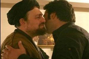 دیدار سید حسن خمینی با خانواده ناصر حجازی در روز پدر/ گزارش تصویری