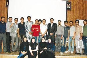 تیم رباتیك باشگاه پژوهشگران واحد خرمآباد دوم شد