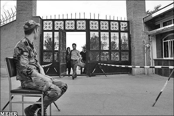 عکس/ اعزام مشمولان به خدمت سربازی