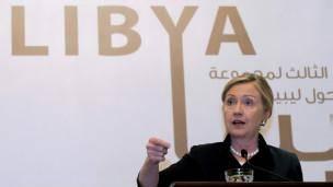 درخواست از اوباما برای اعزام سفیر به مرکز مخالفان قذافی