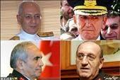 فرماندهان ارشد ارتش ترکیه منصوب شدند
