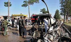 9 غيرنظامي افغان بر اثر بمباران هوايي ناتو كشته شدند