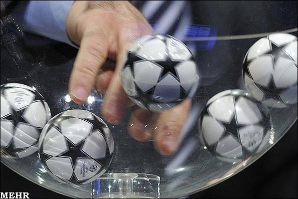 قرعه کشی لیگ قهرمانان اروپا برگزار شد/بارسا و میلان در یک گروه