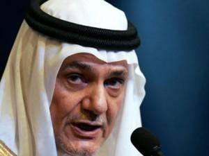 شاهزاده ترکی الفیصل: کسی در ایران باید هزینه توطئه ترور سفیر را پرداخت کند
