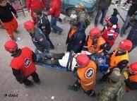 درگیری در زندان شهر زلزله زدهی وان