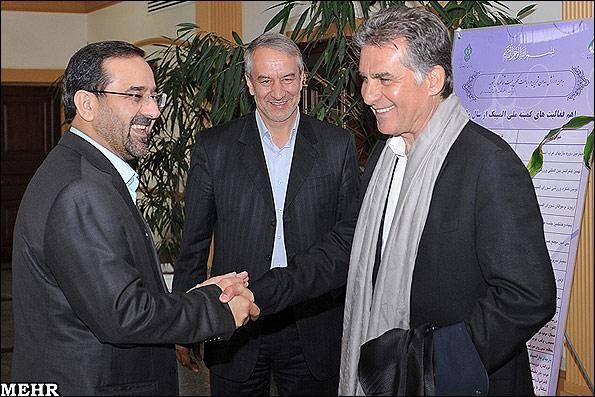 دیدار کفاشیان و کیروش با وزیر ورزش/ عباسی: مسیر پیشرفت را فراهم کنیم