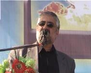 مراسم۱۳ آبان با حضور دانش آموزان در کاشان برگزار شد