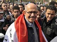 اعلام آمادگی البرادعی برای پذیرفتن پست نخستوزیری مصر