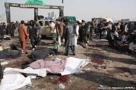 دومین انفجار تروریستی عاشورای افغانستان