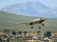 پنتاگون سقوط هواپیمای بدون سرنشینX-47B متعلق به نیروی هوایی آمریکا در ایران را تایید کرد