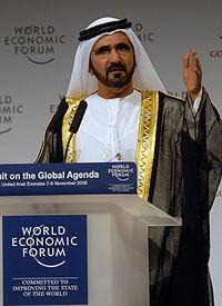 دفاع حاکم دبی از ایران: تهران به دنبال بمب اتمی نیست (۱ نظر)