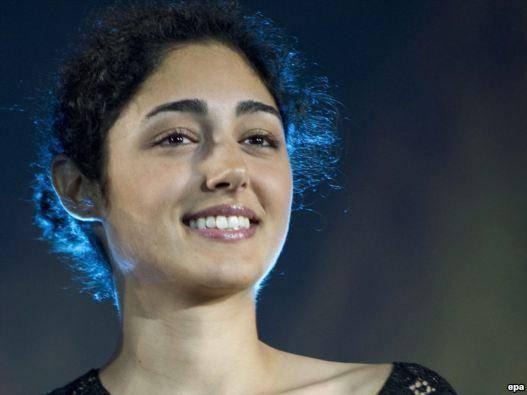 گلشیفته فراهانی: به من گفتند ایران نیازی به هنرمند ندارد