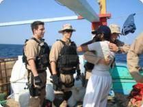 نیروهای آمریکایی بار دیگر ماهیگیران ایرانی را نجات دادند