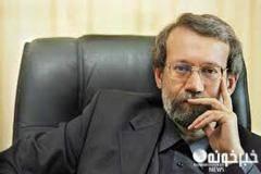 20:54 - واکنش لاریجانی به طعنه احمدی نژاد