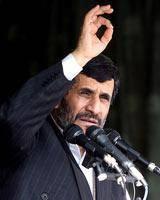 احمدینژاد: ايران آماده مذاكره در چارچوب عدالت و احترام است