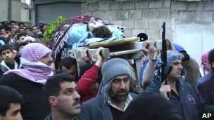 ترور یک مقام ارشد ارتش سوریه در دمشق
