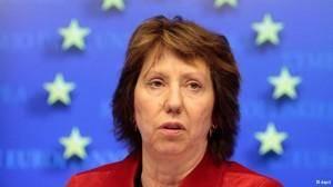 فراخوان اتحادیه اروپا به آزادی رهنورد، موسوی و کروبی