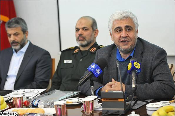 گزارش تصویری / اعطای دکترای افتخاری به شهید احمدی روشن و  رضایی نژاد
