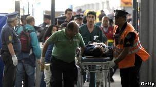 تصادف قطار در آرژانتین ۴۹ نفر کشته برجای گذاشت