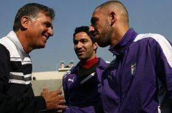 دژاگه در تركیب اصلی تیم ملی فوتبال ایران قرار گرفت