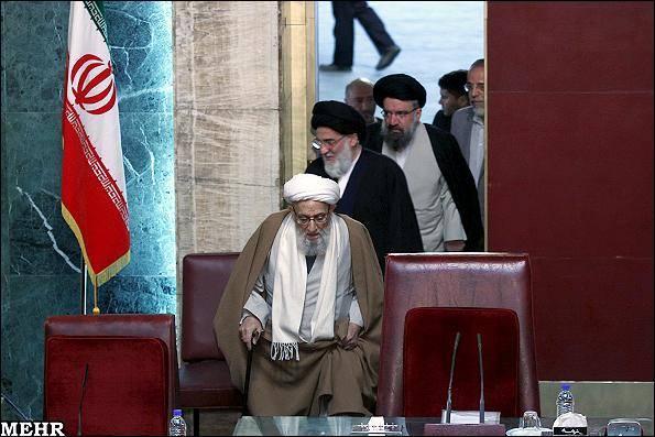 گزارش تصویری/ اجلاسیه یازدهم دور چهارم مجلس خبرگان رهبری