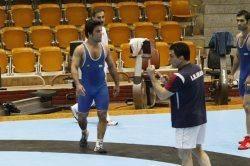 گزارشی از نخستین تمرین تیم های ملی كشتی ایران در قزاقستان