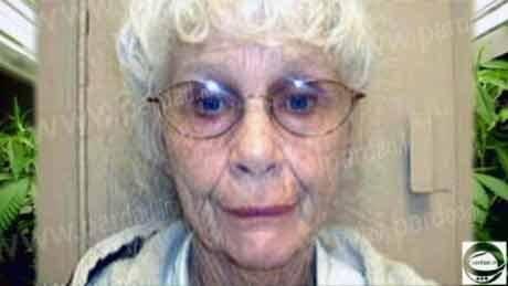 پیرترین زن توزیع کننده مواد مخدر +عکس