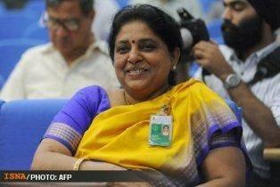 تجليل از «زن موشكي» در هند