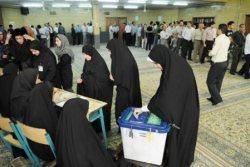 رای گیری انتخابات نهمین دوره مجلس شورای اسلامی در شمیرانات آغاز شد