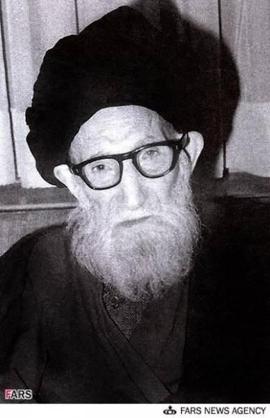 پدر رهبر معظم انقلاب (عکس)