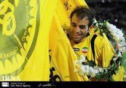 چهارمین قهرمانی سپاهان در لیگ برتر؛ رنگ جام زرد شد