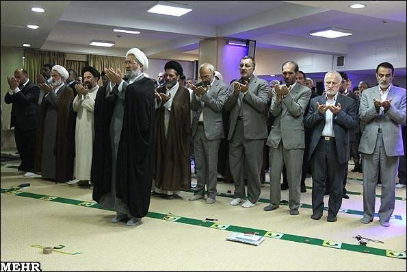 گزارش تصویری / هم اندیشی منتخبان مجلس نهم