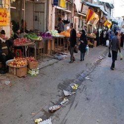 ممنوعیت عرضه بستنی و آب میوه در حاشیه خیابان ها