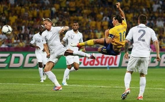 عکس/ زیباترین گل یورو 2012