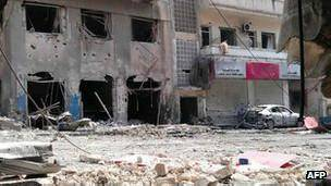 توافق اولیه مخالفان و دولت سوریه بر سر آتش بس