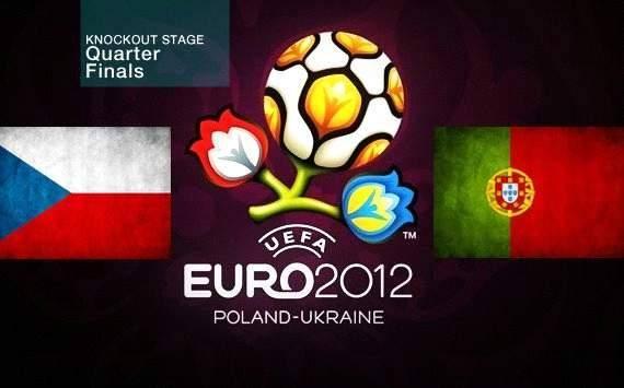 جمهوری چک- پرتغال؛ پیش به سوی نیمه نهایی